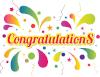 :congratulations: